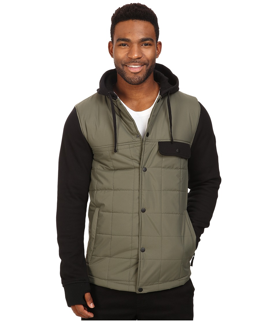 686 - Parklan Bedwin Insulated Jacket (Olive) Men's Coat