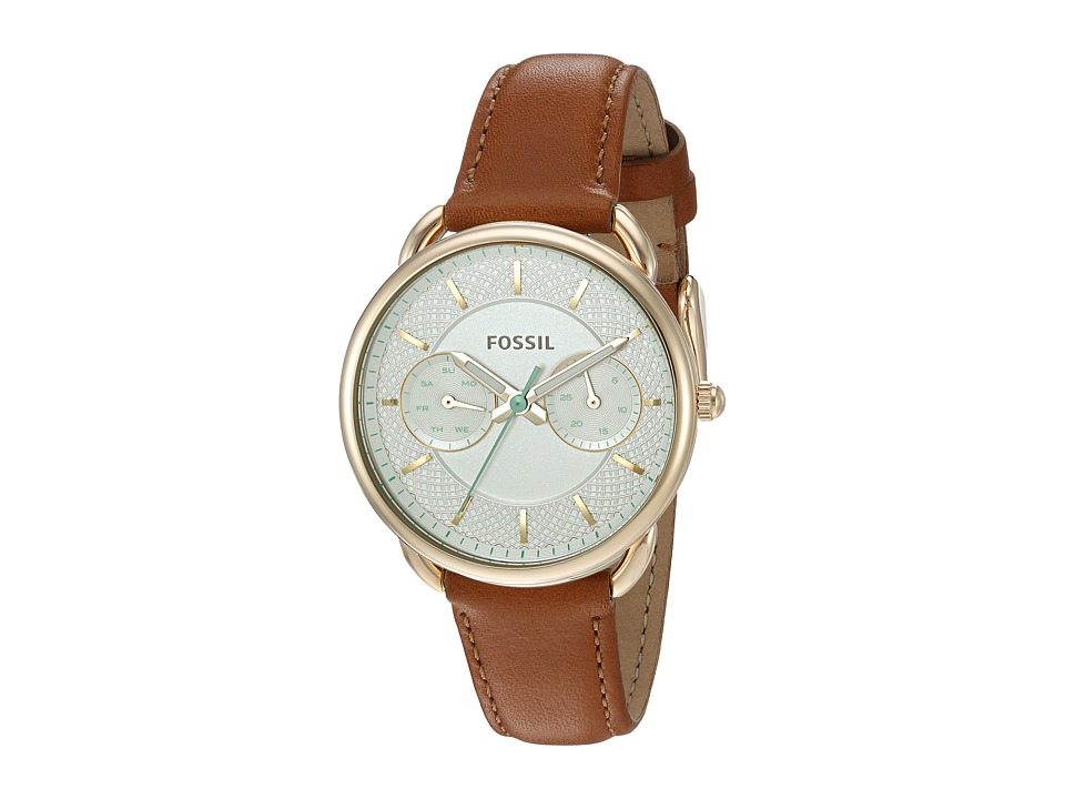 Fossil - Tailor - ES4006 (Brown) Watches