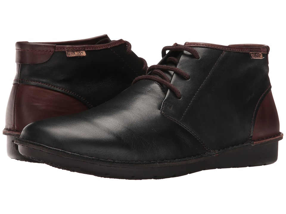 Pikolinos - Santiago M7B-8012 (Black) Men's Shoes