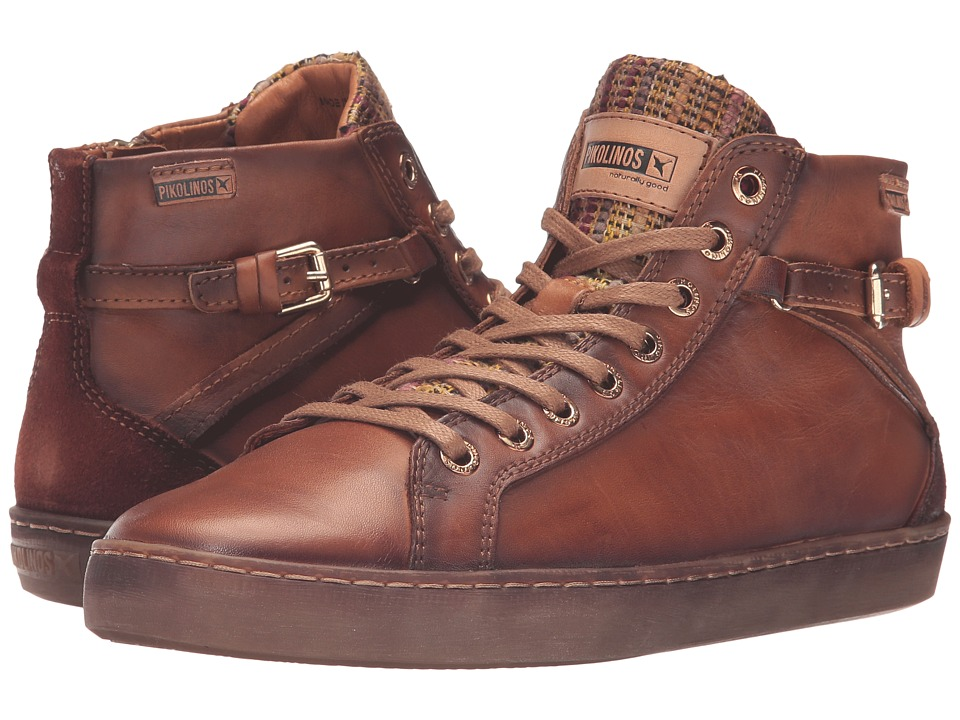 Pikolinos - Yorkville W0D-8712 (Brandy) Women's Shoes