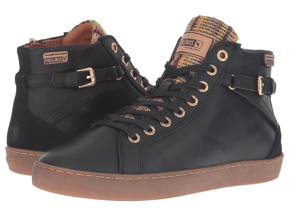 Pikolinos - Yorkville W0D-8712 (Black) Women's Shoes