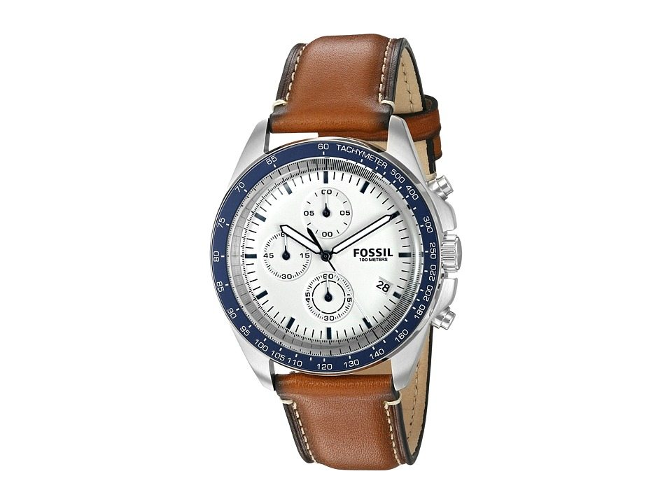 Fossil - Sport 54 - CH3029 (Brown) Watches