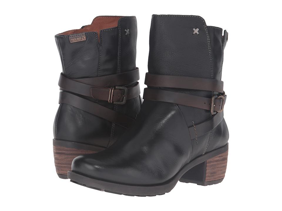 Pikolinos - Le Mans 838-8730 (Black) Women's Shoes