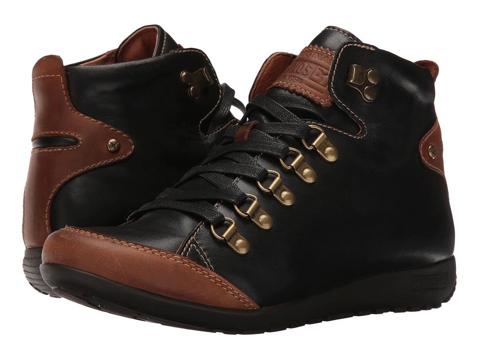 Pikolinos - Lisboa W67-7667 (Black) Women's Shoes