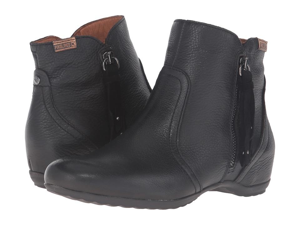 Pikolinos - Venezia 968-8819 (Black) Women's Shoes