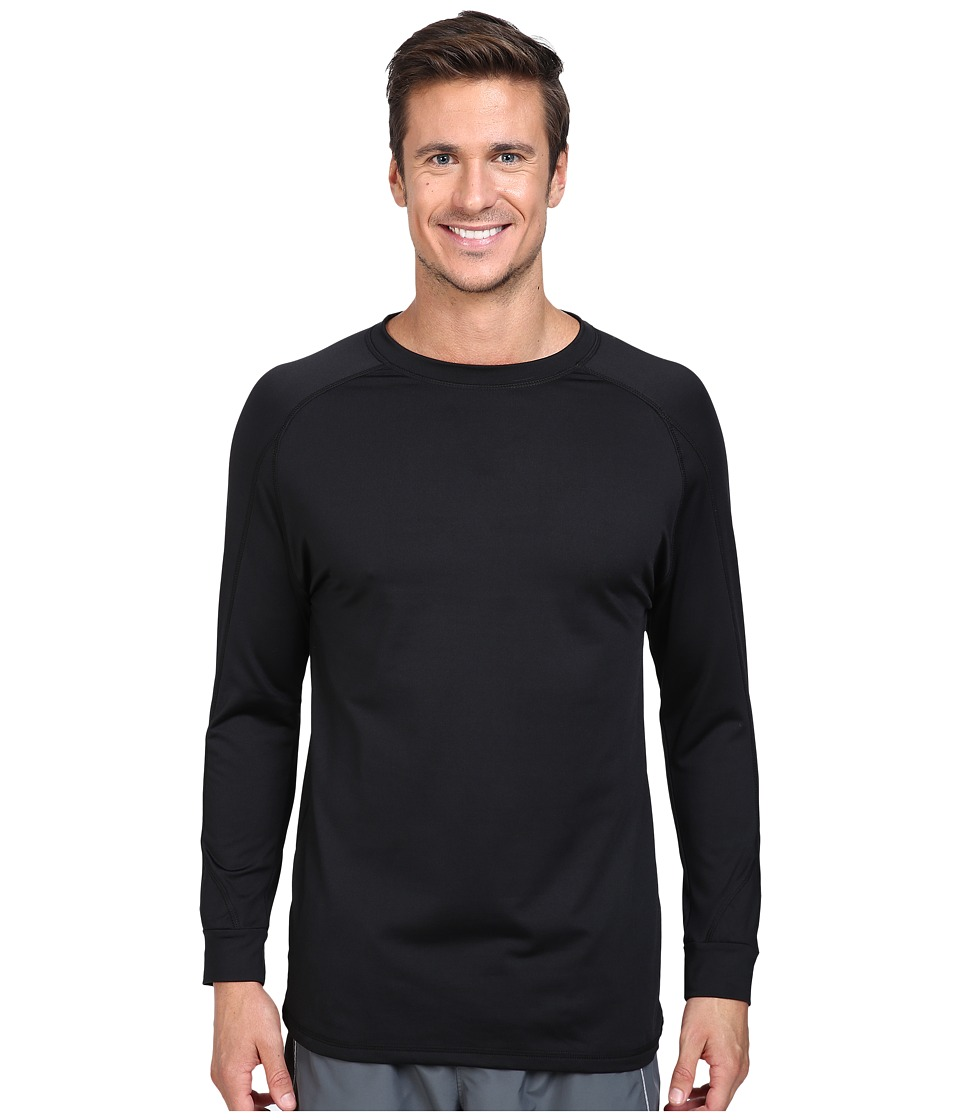 686 - Frontier Base Layer Top (Black) Men's Clothing
