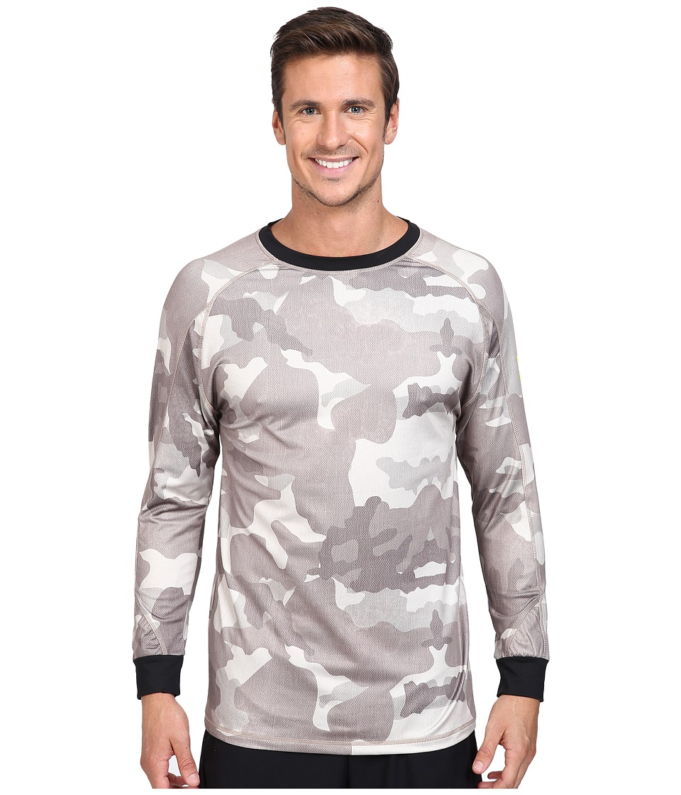 686 - Frontier Base Layer Top (Khaki Camo) Men's Clothing
