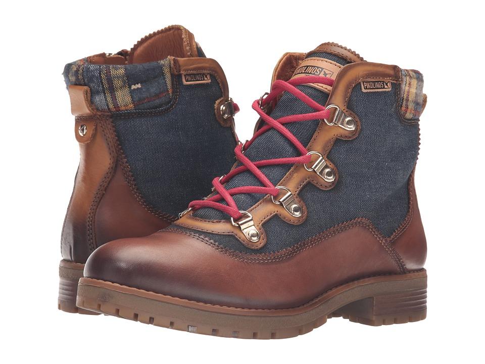 Pikolinos - Santander W4J-MF8827 (Cuero) Women's Shoes