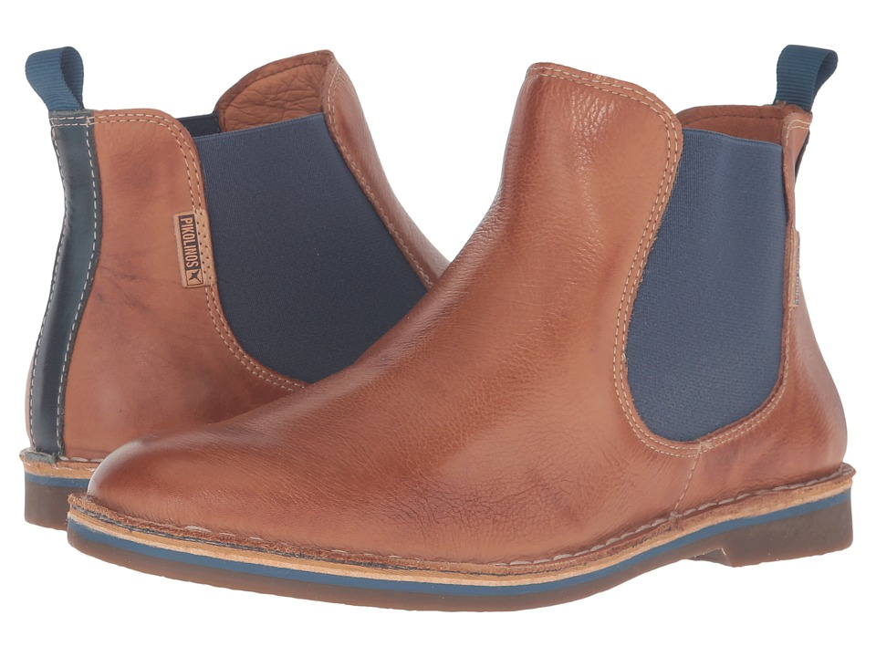 Pikolinos - Kimberley W3C-8593 (Brandy) Women's Shoes