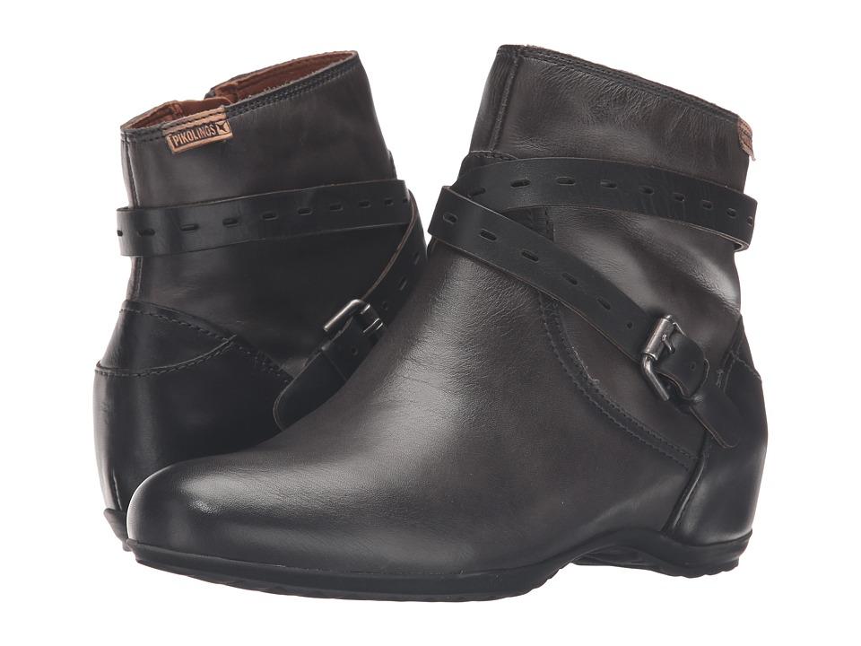Pikolinos - Venezia 968-8829C1 (Lead) Women's Shoes