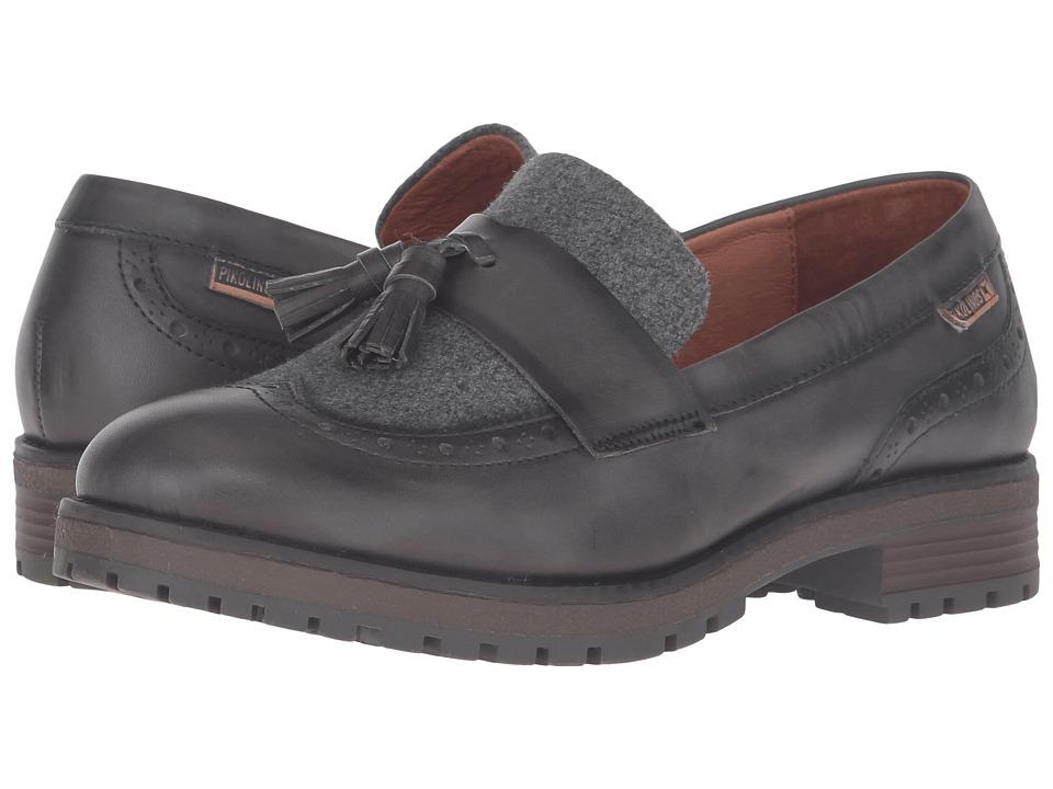 Pikolinos - Santander W4J-3602C1 (Lead) Women's Shoes