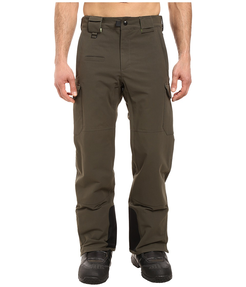 686 - Taclite Pants (Dark Army) Men's Casual Pants