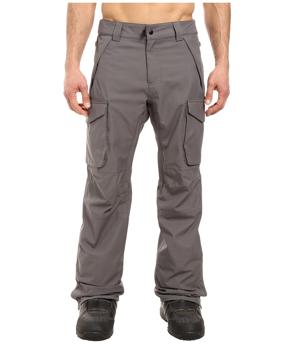 686 - Authentic Infinity Shell Cargo Pants (Steel) Men's Casual Pants