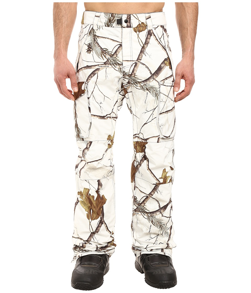 686 - Authentic Infinity Shell Cargo Pants (Realtree AP Snow) Men's Casual Pants