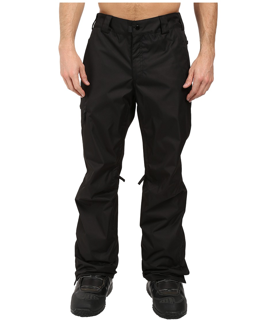 686 - Authentic Standard Pant (Black 2) Men's Outerwear