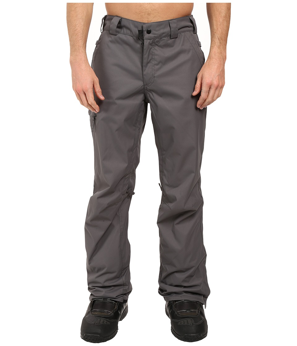 686 - Authentic Standard Pant (Steel) Men's Outerwear