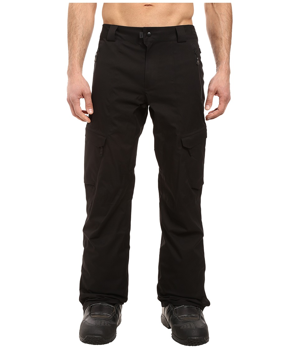 686 - GLCR Quantum Thermagraph Pants (Black) Men's Casual Pants