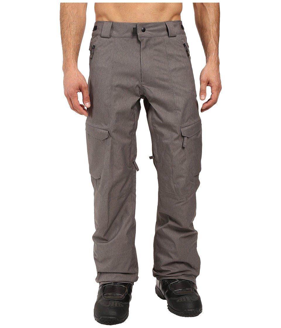 686 - GLCR Quantum Thermagraph Pants (Steel Rip Stop) Men's Casual Pants