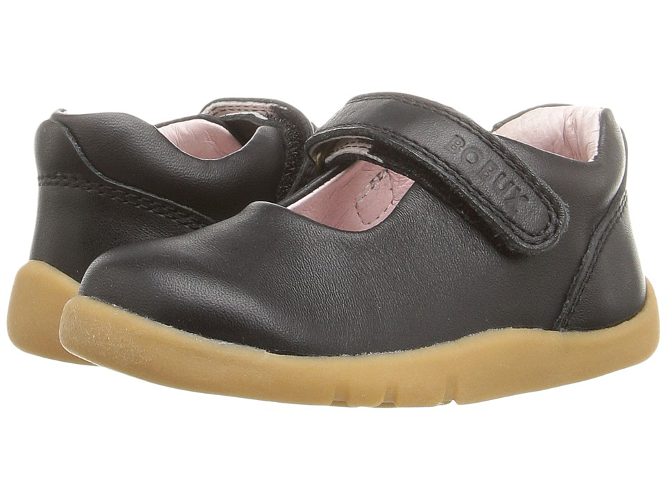 Bobux Kids - I-Walk Delight (Toddler) (Black) Girl's Shoes