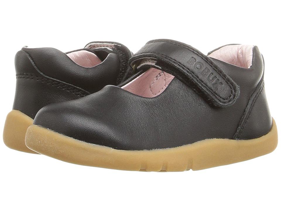 Bobux Kids - I-Walk Delight (Toddler) (Black) Girl's Shoes