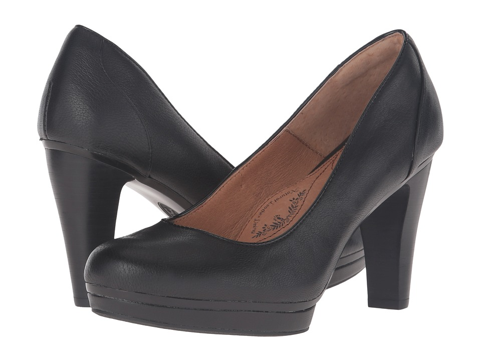 Sofft Mandy II (Black Muflone) High Heels