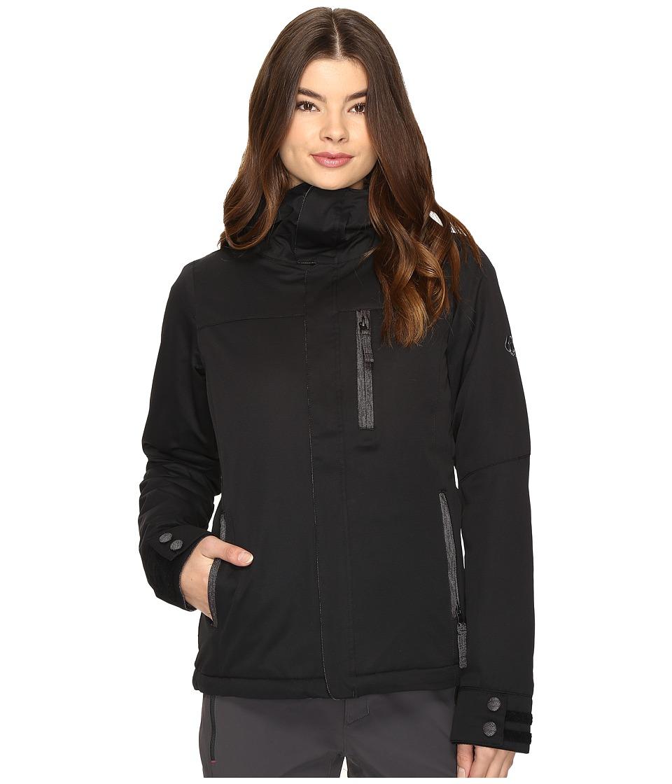 686 - Authentic Eden Insulated Jacket (Black) Women's Coat
