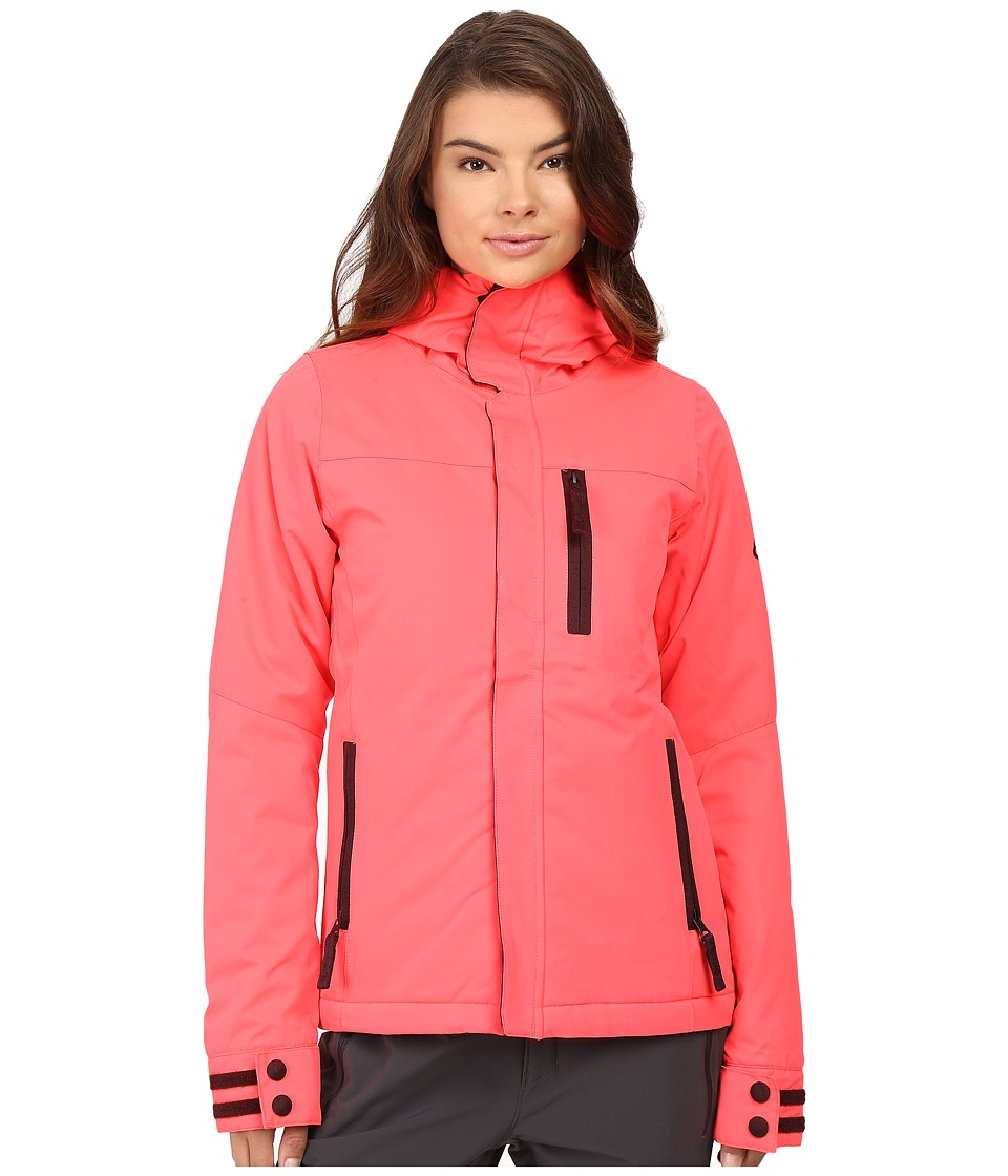 686 - Authentic Eden Insulated Jacket (Electric Poppy) Women's Coat