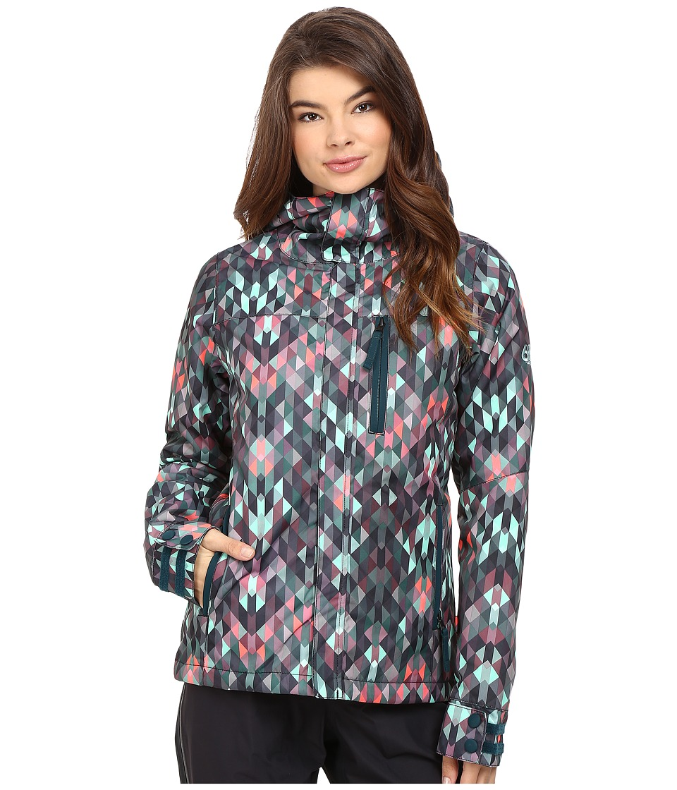 686 - Authentic Eden Insulated Jacket (Kaleidoscope) Women's Coat