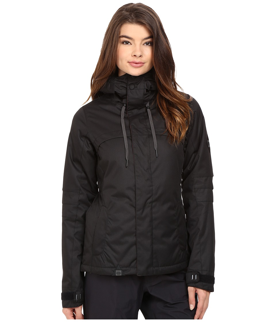 686 - Parklan Mystique Insulated Jacket (Black) Women's Coat
