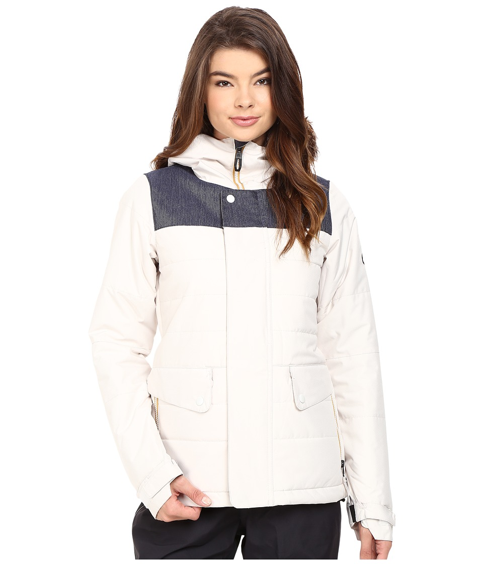 686 - Authentic Runway Insulated Jacket (Birch Color Block) Women's Jacket