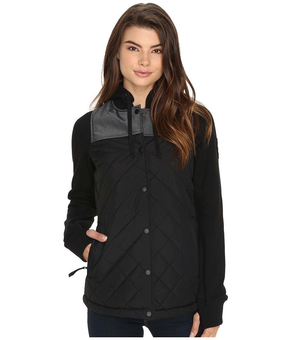 686 - Parklan Autumn Insulated Jacket (Black) Women's Coat