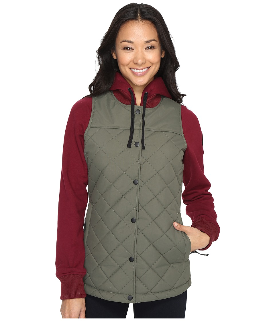 686 - Parklan Autumn Insulated Jacket (Olive) Women's Coat