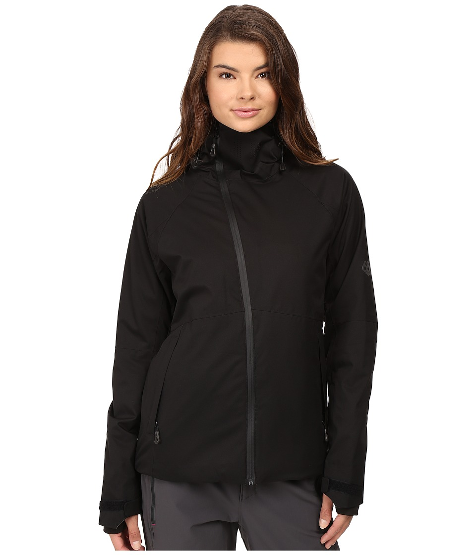686 - GLCR Hydra Insulated Jacket (Black) Women's Coat