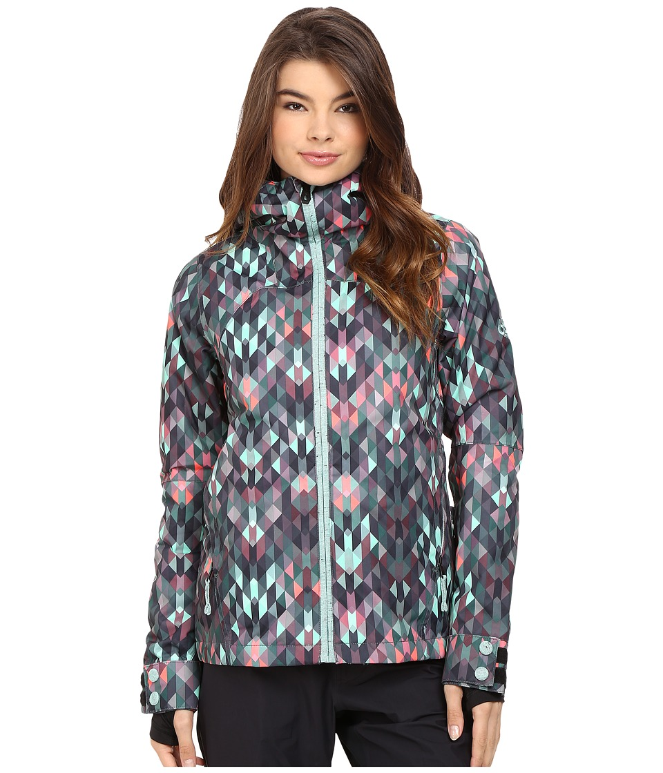 686 - Authentic Smarty Haven Jacket (Kaleidoscope) Women's Coat