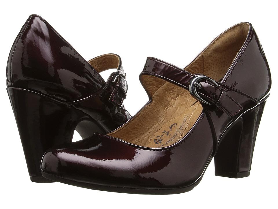 Sofft Miranda (Chianti Crinkle Patent) High Heels