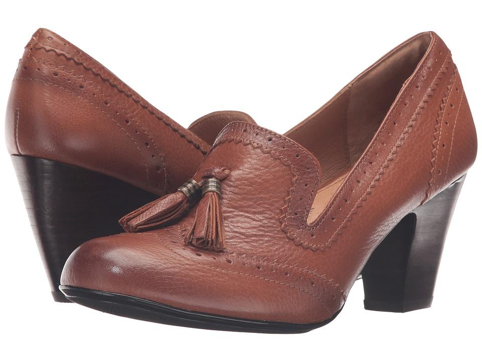 Sofft - Opal (Tan Cow Vintage) High Heels