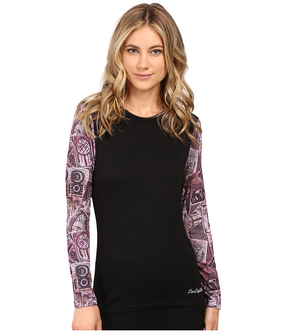 686 - Tech Long Sleeve Shirt (Tarot) Women's Clothing