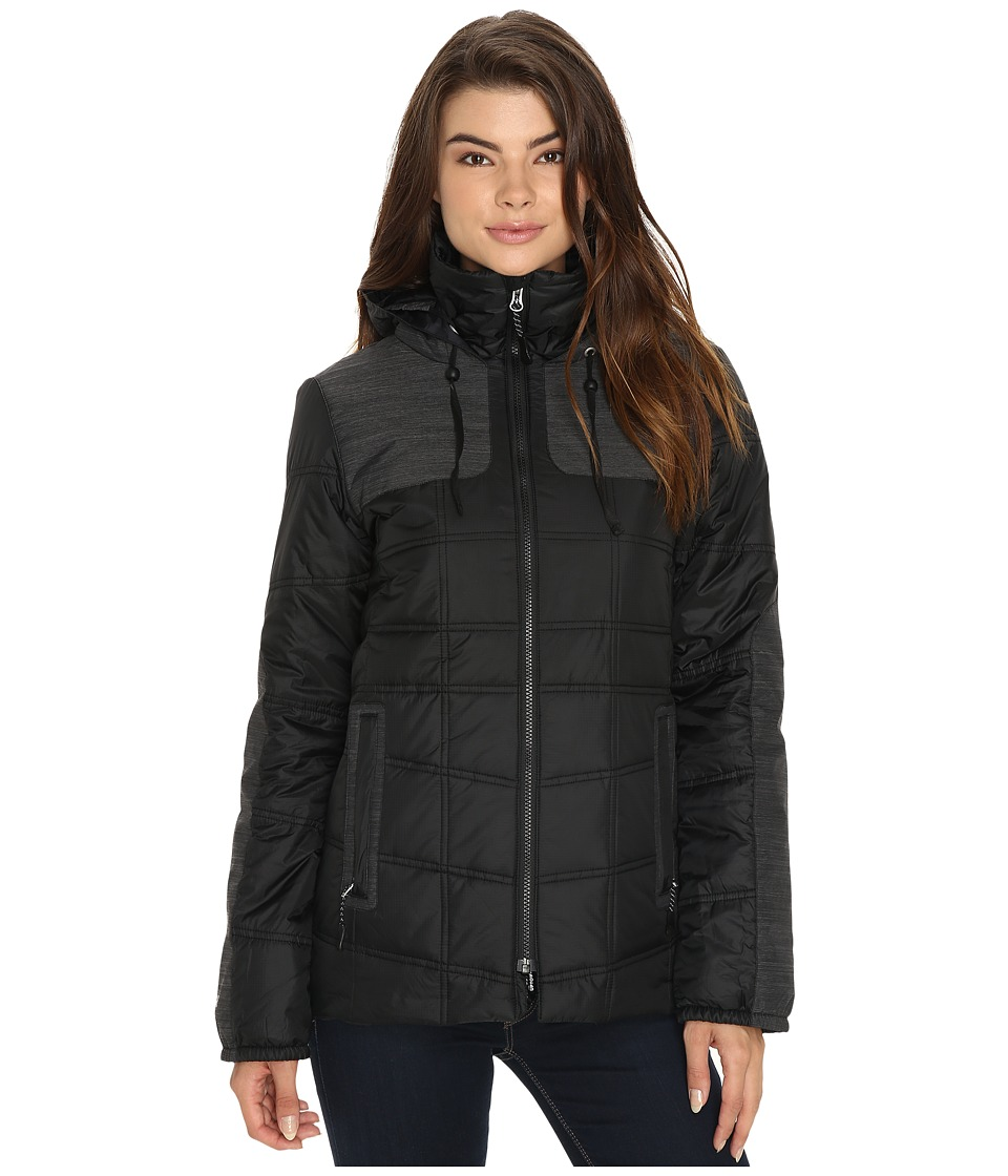 686 - GLCR Uptown Insulator (Black) Women's Clothing