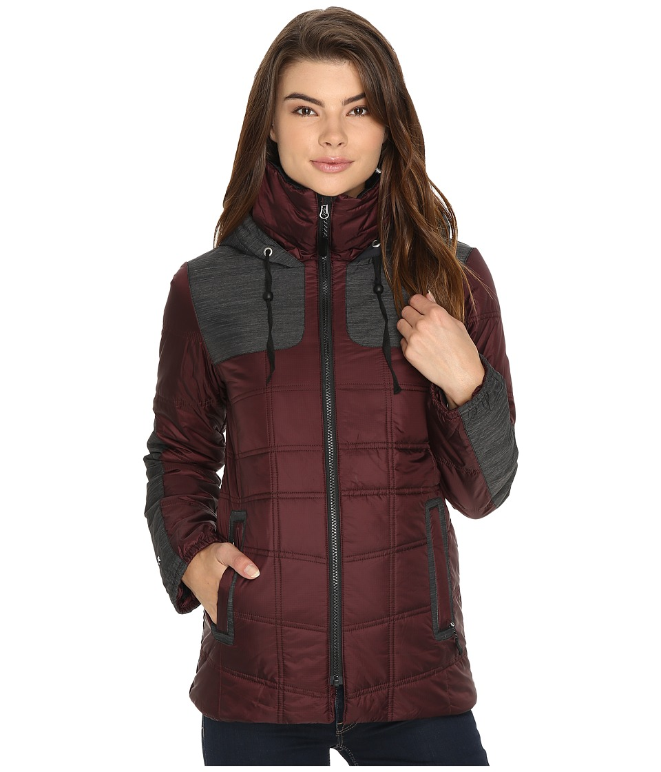 686 - GLCR Uptown Insulator (Black Ruby) Women's Clothing