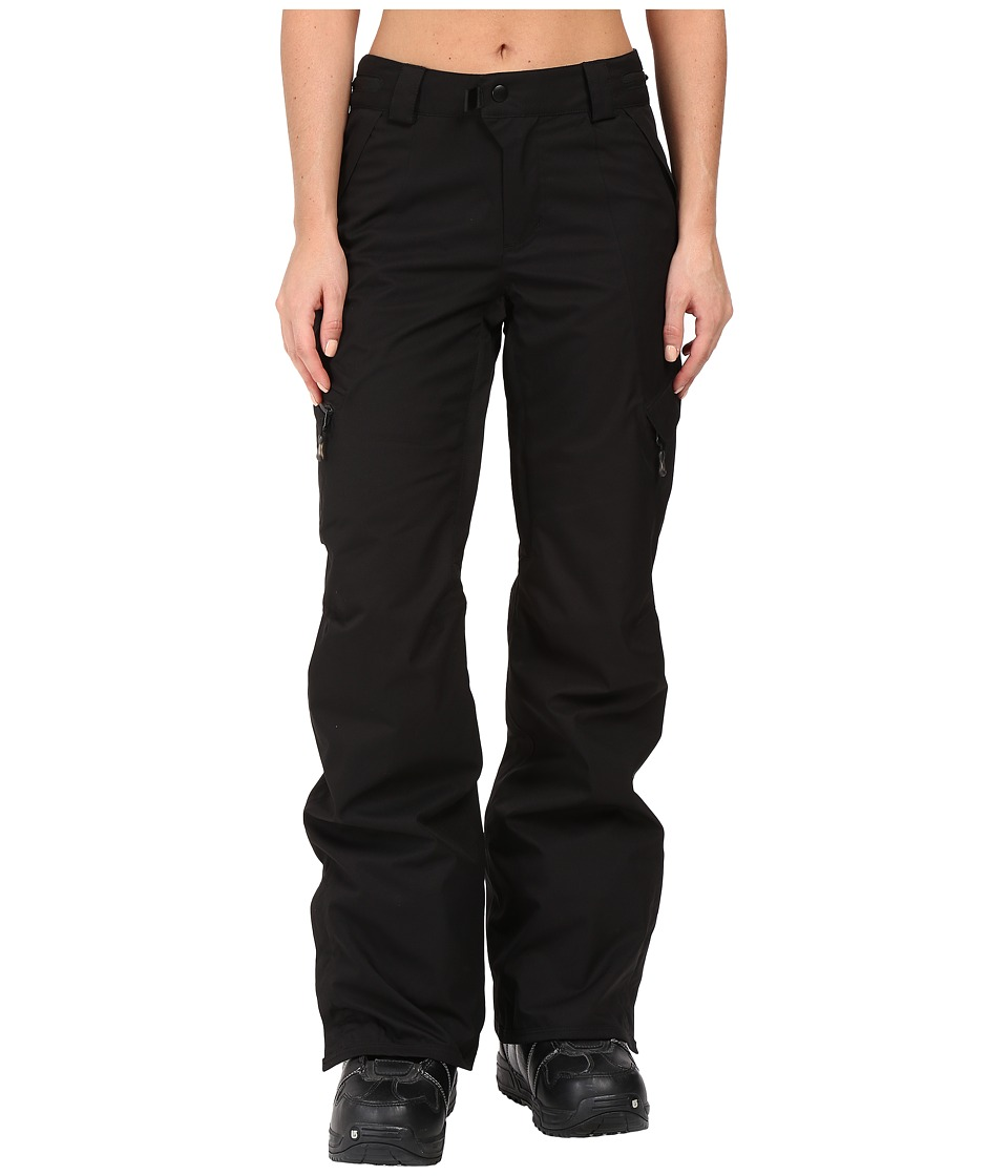 686 - GLCR Geode Thermagraph Pants (Black) Women's Casual Pants
