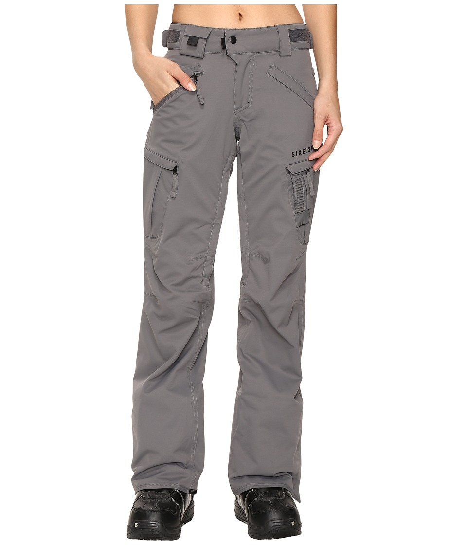 686 - Authentic Smarty Cargo Pant (Steel) Women's Outerwear
