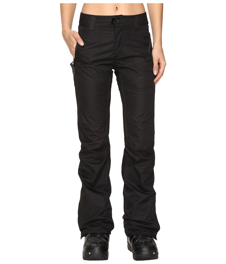 686 - Parklan After Dark Pants (Black) Women's Casual Pants