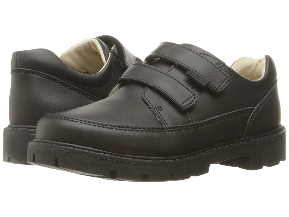 pediped - Augustine Flex (Toddler/Little Kid/Big Kid) (Black) Boy's Shoes