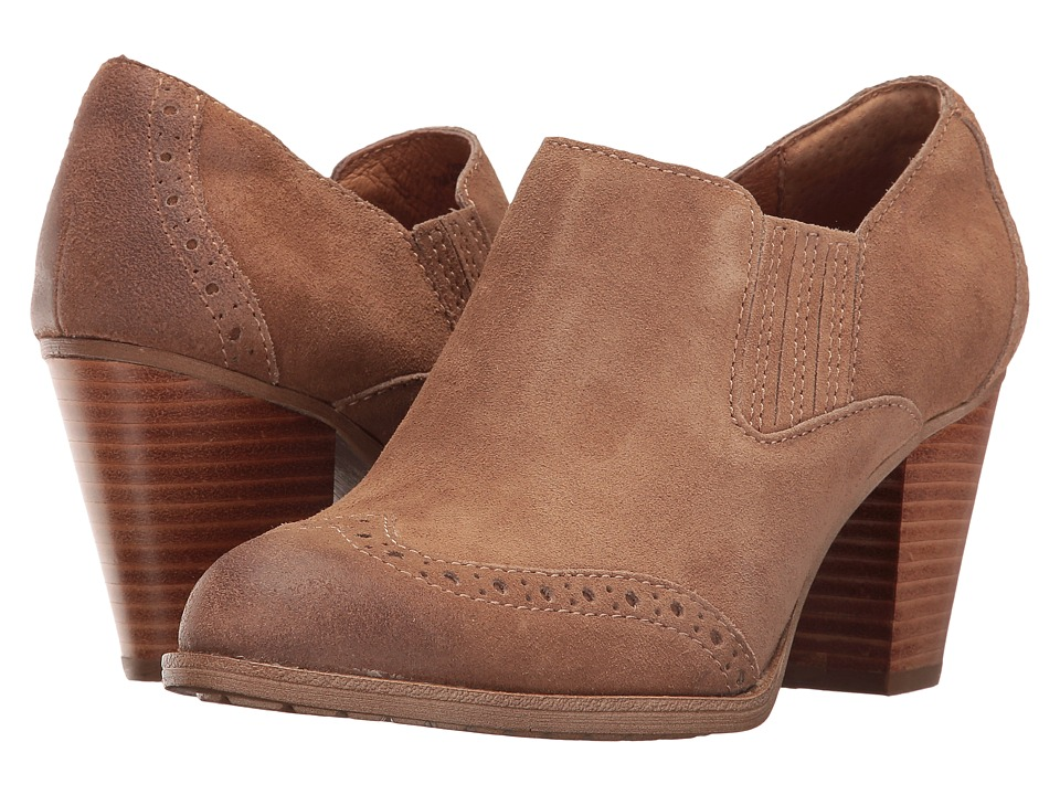 Sofft - Weston (Barley Alaska Suede) High Heels
