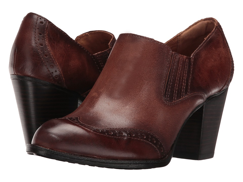 Sofft Weston (Sturdy Brown Montana) High Heels