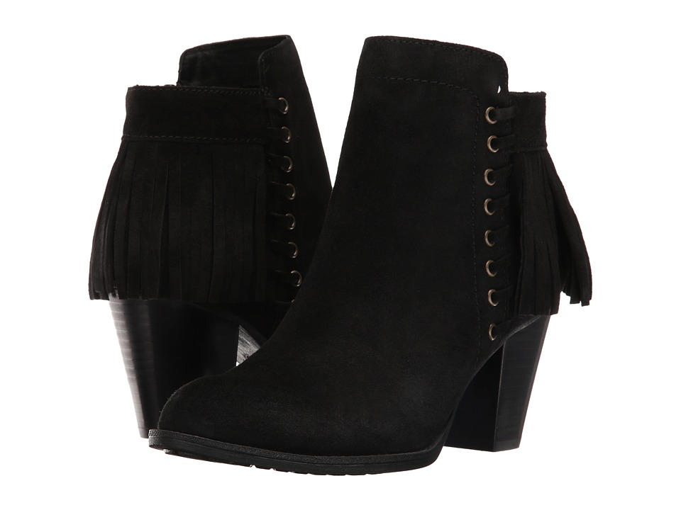 Sofft Winters (Black Alaska Cow Suede) Women
