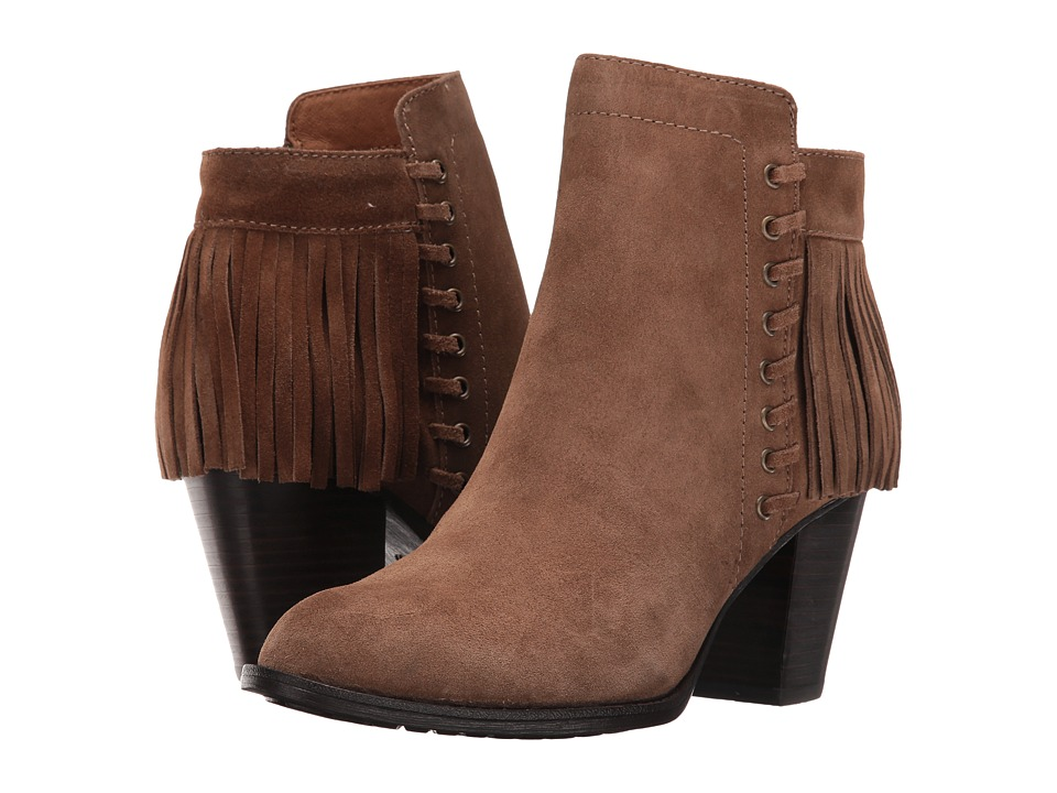 Sofft - Winters (Havana Brown Alaska Cow Suede) Women's Boots