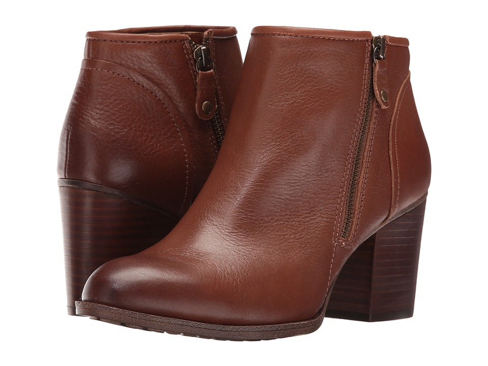 Sofft - Wesley (Tan Odyssey) Women's Boots