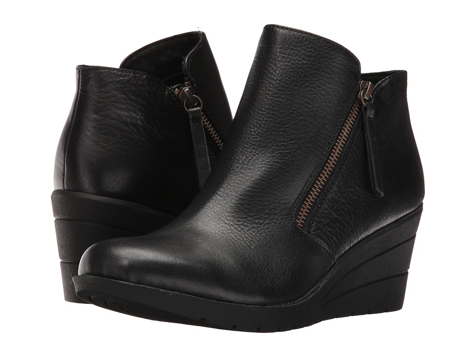 Sofft - Salem (Black Cow Vintage) Women's Boots