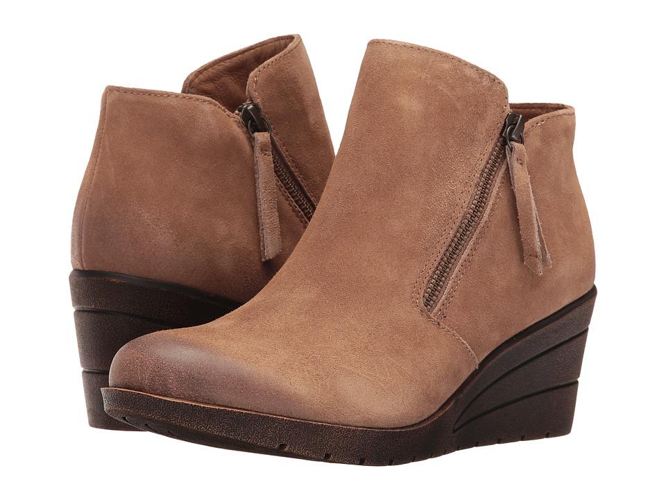 Sofft - Salem (Barley Velour Suede) Women's Boots